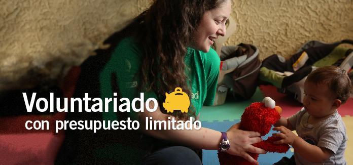 Voluntariado en el extranjero con presupuesto limitado junto a Projects Abroad