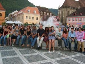 Volunteer in Brasov