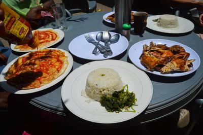 Comida típica de Tanzania