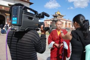 Journalism in Mongolia