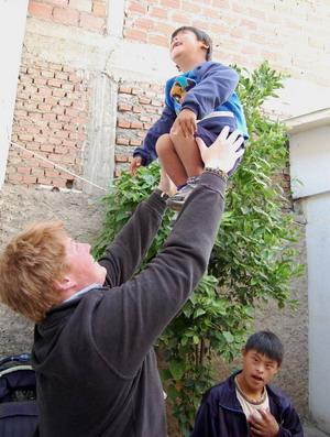 Volunteering special needs in Bolivia