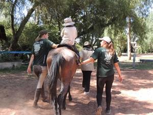 Volunteer Equine Therapy in Bolivia with Projects Abroad
