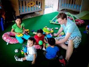 Volunteer Care in Ecuador with Projects Abroad