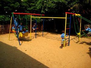Centro de Cuidado Infantil en Togo