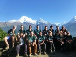 Nepal: Himalayan Mountain Conservation