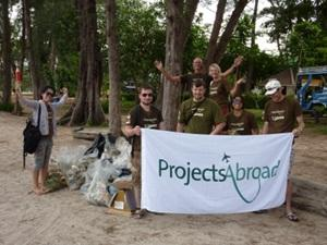 Volunteer on Marine Conservation project in Thailand