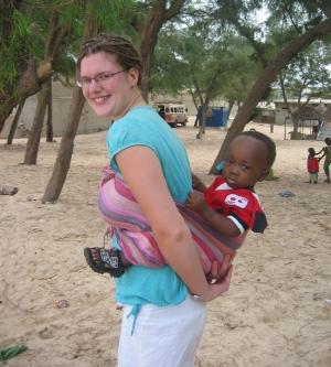 Care & Community Work with French in Senegal for High School Students