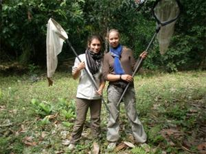 Conservation in Peru for High School Students