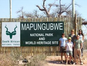 Conservation in South Africa and Botswana for High School Students