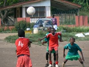 Sports in Ghana for High School Students