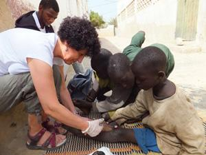 Volunteer Abroad Nursing in Senegal with Projects Abroad