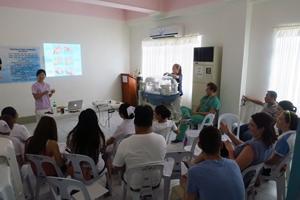 Proyecto de Fisioterapia en Filipinas