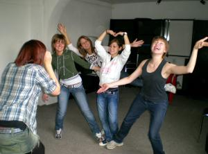 Dance in Romania