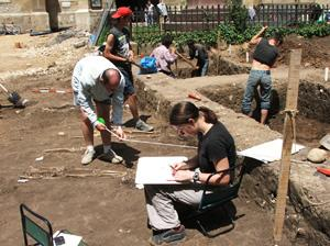 Volunteer as an Archaeologist in Romania