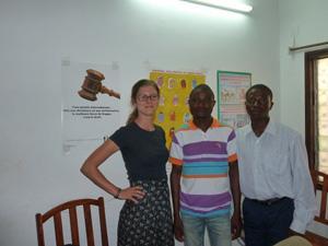 Psychology volunteer work in Togo