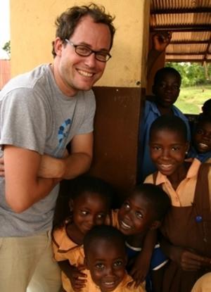 Volunteer as a Social Worker in Ghana
