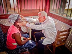 Doctor in Ghana