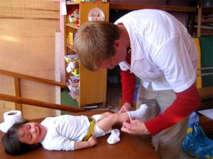 Volunteer as a Doctor in Peru