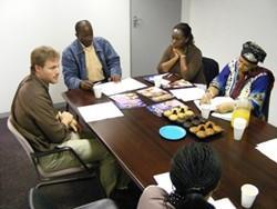 Voluntario como asesor en Tanzania