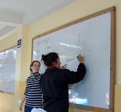Volunteer as a Maths Teacher in Peru