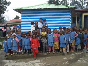 Volunteer as a Physical Education Teacher in Ethiopia