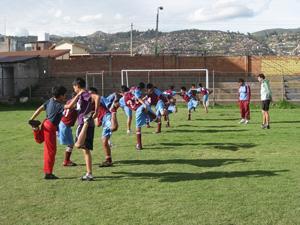 Volunteer as a Physical Education Teacher in Peru