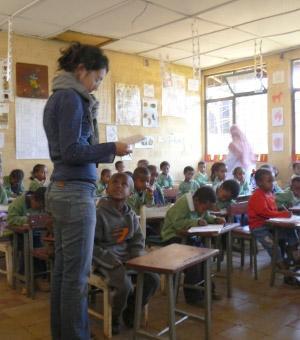 Volunteer as a Science Teacher in Ethiopia