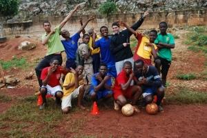 Coach soccer in Jamaica
