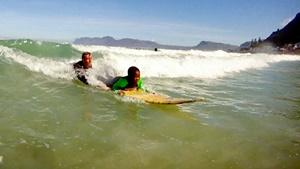 Volunteer Teaching Surfing in South Africa with Projects Abroad
