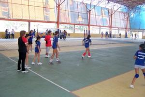 Volunteer Coaching Volleyball in Bolivia with Projects Abroad