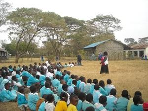 Volunteer Teaching in Kenya with Projects Abroad