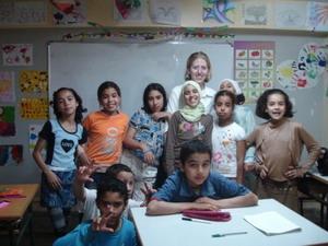 Teaching at an association