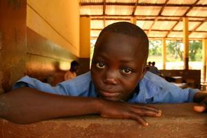 Student in Ghana