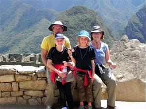 Volunteer Abroad as a Family